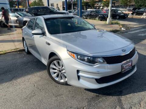 2018 Kia Optima for sale at Excellence Auto Trade 1 Corp in Brooklyn NY