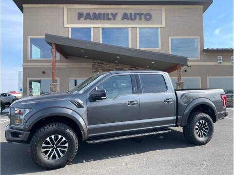 2019 Ford F-150 for sale at Moses Lake Family Auto Center in Moses Lake WA