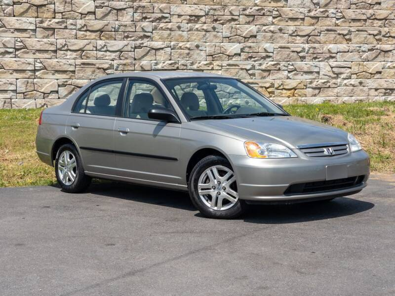 2003 Honda Civic for sale at Car Hunters LLC in Mount Juliet TN
