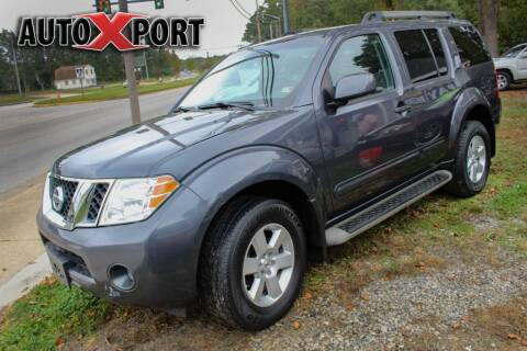 2011 Nissan Pathfinder for sale at Autoxport in Newport News VA