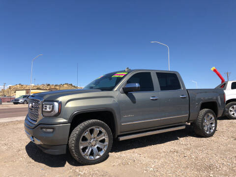 2018 GMC Sierra 1500 for sale at 1st Quality Motors LLC in Gallup NM