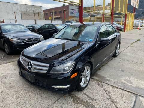 2013 Mercedes-Benz C-Class for sale at Raceway Motors Inc in Brooklyn NY