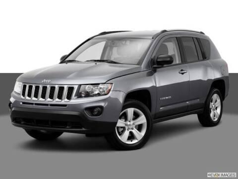 2014 Jeep Compass for sale at Bourne's Auto Center in Daytona Beach FL