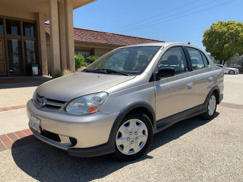 2003 Toyota ECHO for sale at Auto Hub, Inc. in Anaheim CA