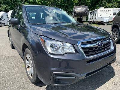 2017 Subaru Forester for sale at Worthington Air Automotive Inc in Williamsburg MA