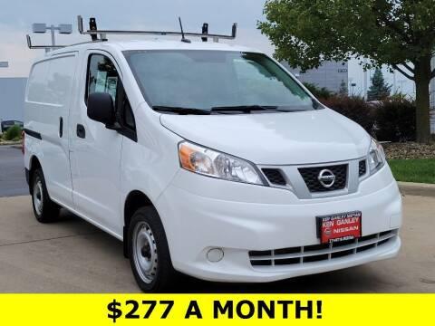 2020 Nissan NV200 for sale at Ken Ganley Nissan in Medina OH
