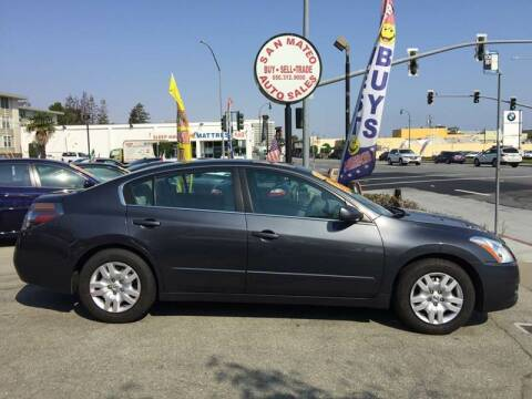 2011 Nissan Altima for sale at San Mateo Auto Sales in San Mateo CA