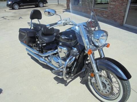 2011 Suzuki Boulevard C50 for sale at US PAWN AND LOAN in Austin AR