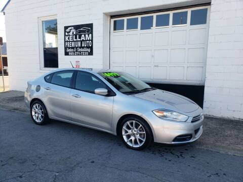 2013 Dodge Dart for sale at Kellam Premium Auto Sales & Detailing LLC in Loudon TN