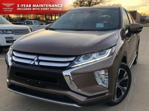 2020 Mitsubishi Eclipse Cross for sale at European Motors Inc in Plano TX