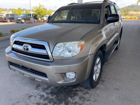 2008 Toyota 4Runner for sale at Cars4U in Escondido CA