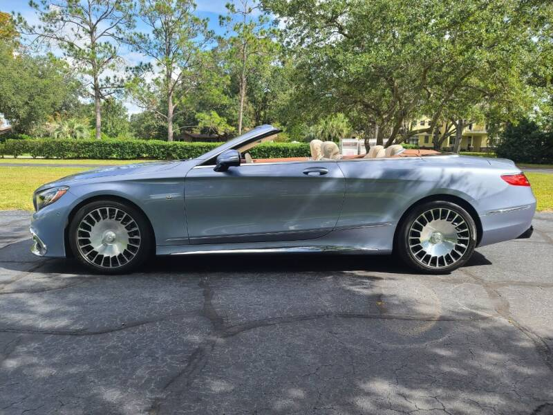 2017 Mercedes-Benz S-Class for sale at Monaco Motor Group in Orlando FL