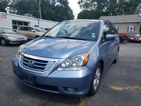 2010 Honda Odyssey for sale at Automazed in Attleboro MA