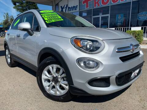 2016 FIAT 500X for sale at Xtreme Truck Sales in Woodburn OR