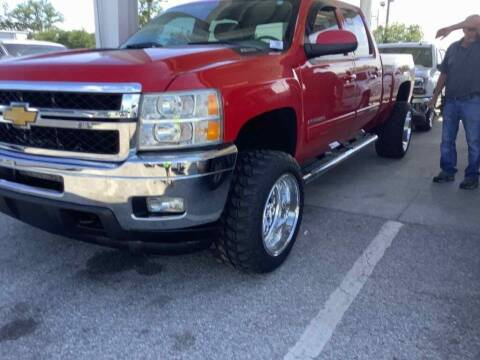 2014 Chevrolet Silverado 2500HD for sale at Smart Chevrolet in Madison NC