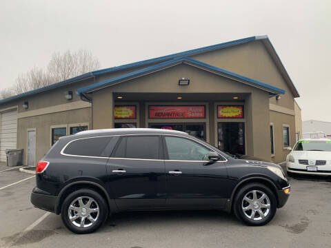 2008 Buick Enclave for sale at Advantage Auto Sales in Garden City ID