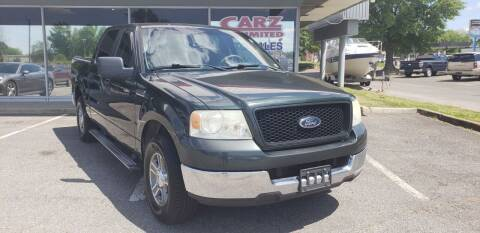 2005 Ford F-150 for sale at Carz Unlimited in Richmond VA