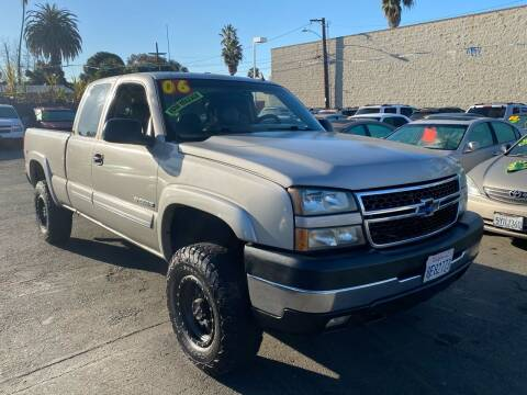 2006 Chevrolet Silverado 2500HD for sale at North County Auto in Oceanside CA