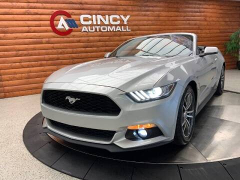2016 Ford Mustang for sale at Dixie Motors in Fairfield OH