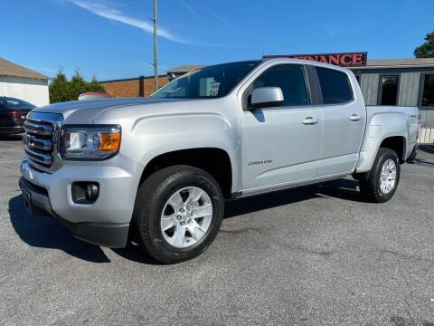 2018 GMC Canyon for sale at Modern Automotive in Boiling Springs SC