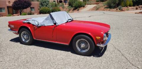 1974 Triumph TR6 for sale at Classic Car Deals in Cadillac MI