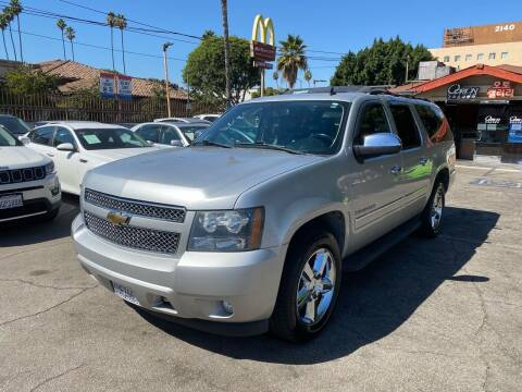 2011 Chevrolet Suburban for sale at Orion Motors in Los Angeles CA