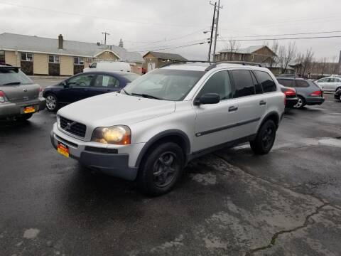 2006 Volvo XC90 for sale at Cool Cars LLC in Spokane WA