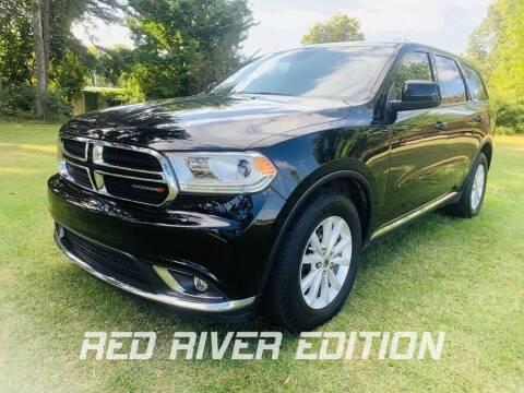 2020 Dodge Durango for sale at RED RIVER DODGE - Red River of Malvern in Malvern AR