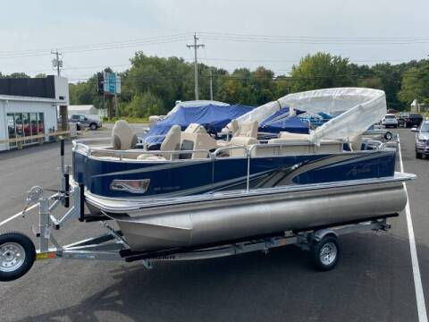 2021 Avalon 19 GS Quad Fish for sale at GT Toyz Motor Sports & Marine - GT Toyz Marine in Clifton Park NY