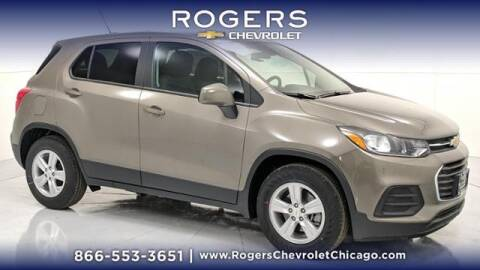 2021 Chevrolet Trax for sale at ROGERS  AUTO  GROUP in Chicago IL