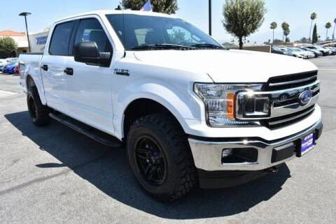 2020 Ford F-150 for sale at DIAMOND VALLEY HONDA in Hemet CA