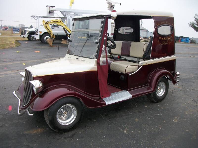 2008 Club Car Street Rod for sale at Classics Truck and Equipment Sales in Cadiz KY