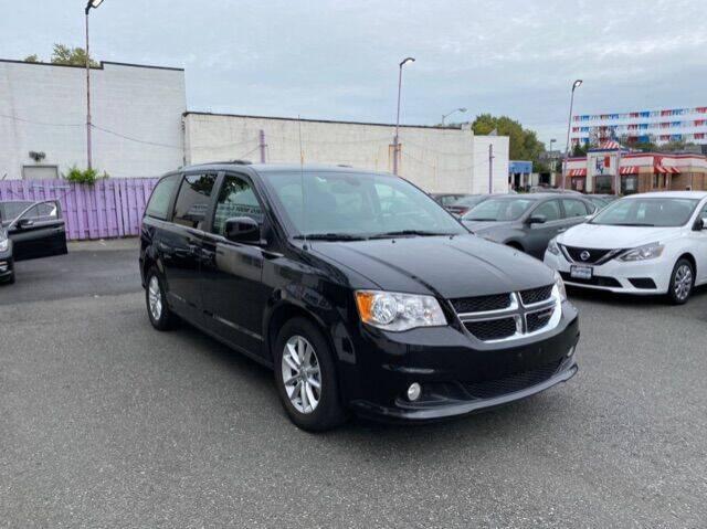 2019 Dodge Grand Caravan for sale at Bay Motors Inc in Baltimore MD