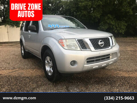 2010 Nissan Pathfinder for sale at DRIVE ZONE AUTOS in Montgomery AL