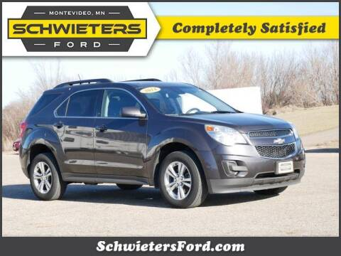 2014 Chevrolet Equinox for sale at Schwieters Ford of Montevideo in Montevideo MN