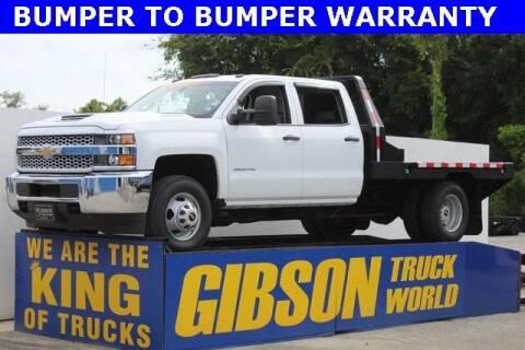 2019 Chevrolet Silverado 3500 for sale at Gibson Truck World in Sanford FL