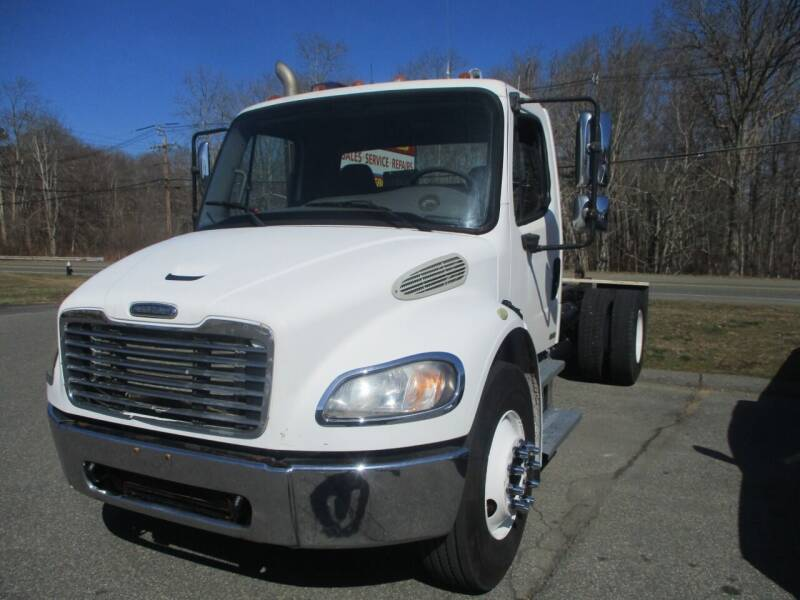 2006 Freightliner Business class M2 for sale at Lynch's Auto - Cycle - Truck Center in Brockton MA