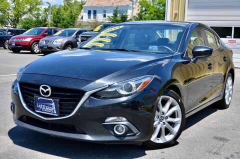 2014 Mazda MAZDA3 for sale at Lighthouse Motors Inc. in Pleasantville NJ