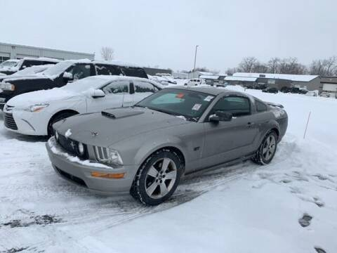 2009 Ford Mustang for sale at BORGMAN OF HOLLAND LLC in Holland MI