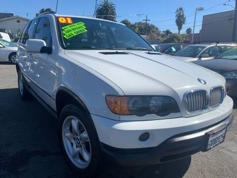 2001 BMW X5 for sale at North County Auto in Oceanside CA
