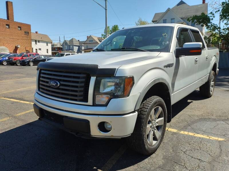 2012 Ford F-150 for sale in Massillon, OH