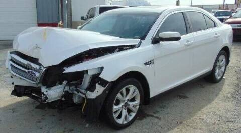 2012 Ford Taurus for sale at Kenny's Auto Wrecking in Lima OH