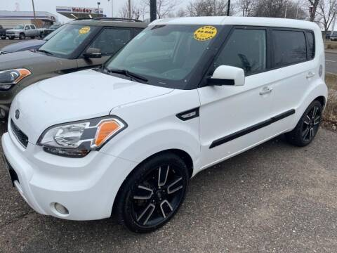 2011 Kia Soul for sale at CHRISTIAN AUTO SALES in Anoka MN