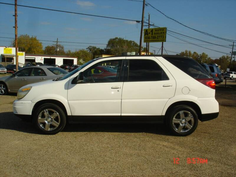2007 Buick Rendezvous for sale at A-1 Auto Sales in Conroe TX