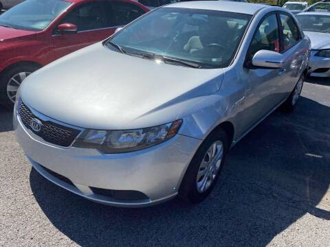 2012 Kia Forte for sale at Tennessee Auto Brokers LLC in Murfreesboro TN