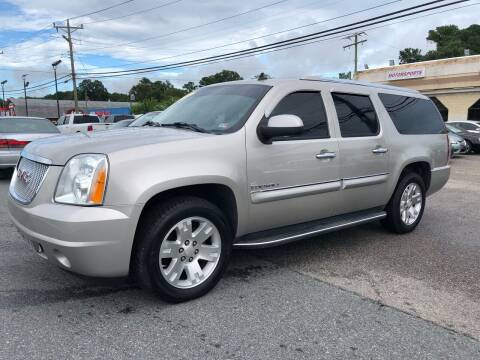 2008 GMC Yukon XL for sale at Mega Autosports in Chesapeake VA