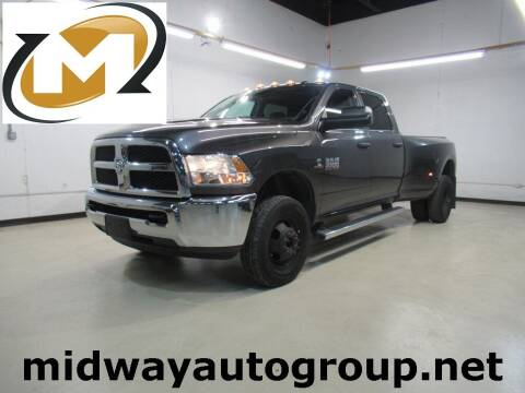 2018 RAM Ram Pickup 3500 for sale at Midway Auto Group in Addison TX