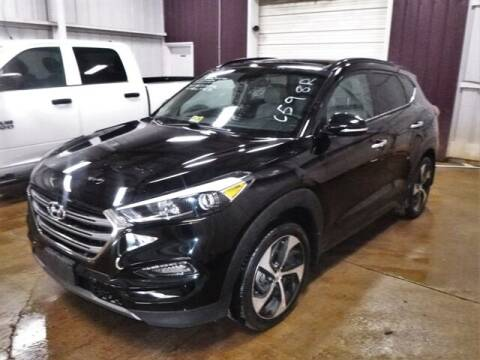 2016 Hyundai Tucson for sale at East Coast Auto Source Inc. in Bedford VA