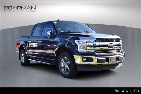 2019 Ford F-150 for sale at BOB ROHRMAN FORT WAYNE TOYOTA in Fort Wayne IN