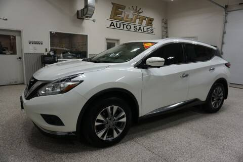 2015 Nissan Murano for sale at Elite Auto Sales in Idaho Falls ID